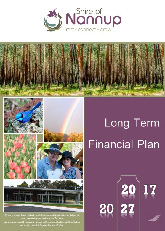 Long Term Financial Plan 2017-2027
